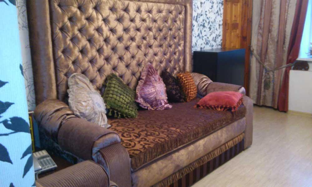 Обивка мебели кожей своими руками - Перетяжка мебели